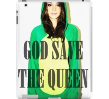 Remy LaCroix - The Queen iPad Case/Skin