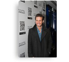 Spencer Matthews at the Clothes show live 2014 in Birmingham Canvas Print