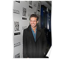 Spencer Matthews at the Clothes show live 2014 in Birmingham Poster