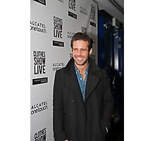 Spencer Matthews at the Clothes show live 2014 in Birmingham Photographic Print