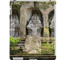 Gunung Kawi Temple Complex, Bali iPad Case/Skin