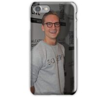 Oliver Proudlock at the Clothes show live in Birmingham iPhone Case/Skin