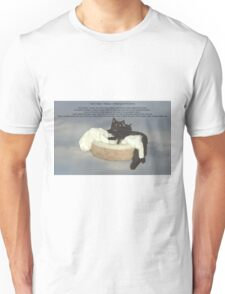 Cats in Space - Prologue to a series Unisex T-Shirt