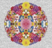 Flower Mandala  Kids Clothes
