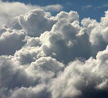 Just clouds by Christine Beswick