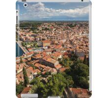 Rovinj Panorama iPad Case/Skin