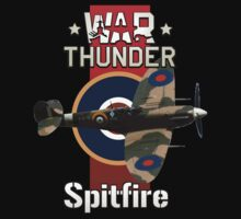 War Thunder Spitfire by Mil Merchant