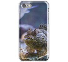 Weird fish iPhone Case/Skin
