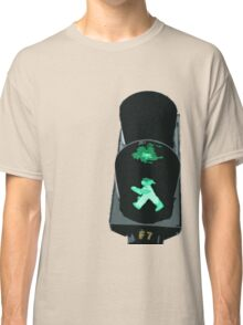Lights, traffic, action Classic T-Shirt