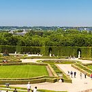 Palace Gardens, Versailles, France #2 by Elaine Teague