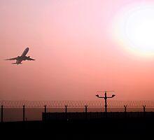 Air Travel by Keegan Wong