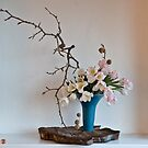 Ikebana-064 by Baiko