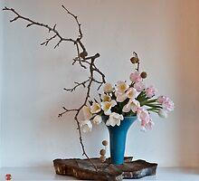Ikebana-064 by Baiko