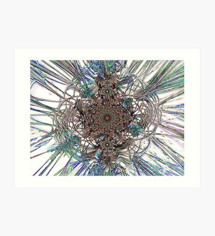 Web of Deceit ~ Pretty Little Lies Art Print
