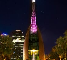 The Belltower by Keegan Wong