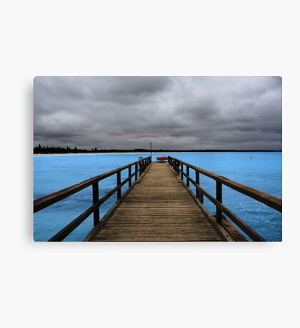 Dead End Canvas Print