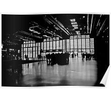 Centre Pompidou Poster