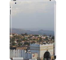 Shoa Gate in Harar, Ethiopia iPad Case/Skin
