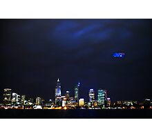 Australia Day, Perth Photographic Print