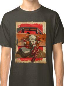 Wolf Girl 2 Classic T-Shirt
