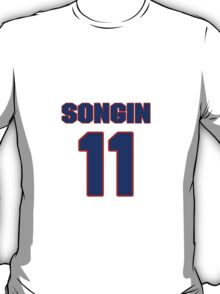 National football player Butch Songin jersey 11 T-Shirt