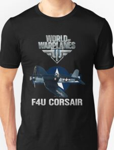 World of Warplanes F4U Corsair T-Shirt