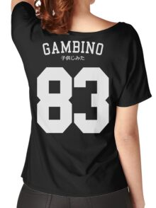 Gambino Jersey Women's Relaxed Fit T-Shirt