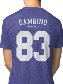 Gambino Jersey Tri-blend T-Shirt