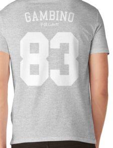 Gambino Jersey Mens V-Neck T-Shirt