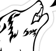 Swearwolf Sticker
