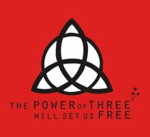 The Power of Three, Will Set us Free Kids Clothes