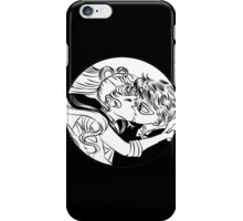 Sailor Moon and Tuxedo Mask iPhone Case/Skin