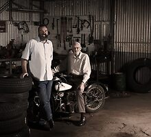 Putland's Garage by CaroT