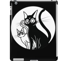 Luna and Artemis iPad Case/Skin