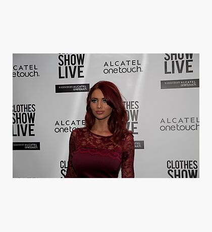 Amy Childs Photographic Print