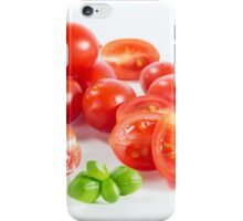 Cherry Tomatoes iPhone Case/Skin