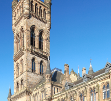 University of Glasgow Sticker