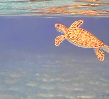"""Surfacing"" by Carole Elliott"