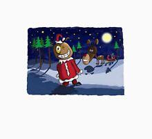 Odd Santa & Bob Reindeer Unisex T-Shirt