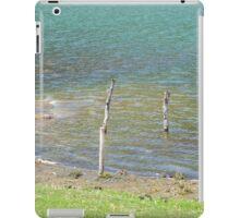 Blues and Greens of Lake Wenchi, Ethiopia iPad Case/Skin