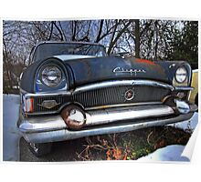 Packard Clipper Poster