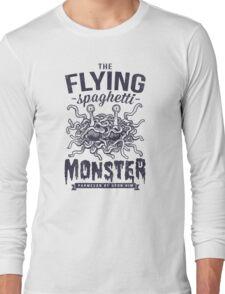 The Flying Spaghetti Monster Long Sleeve T-Shirt