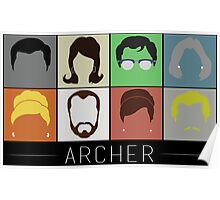 Archer Poster