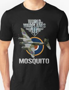 World of Warplanes Mosquito T-Shirt