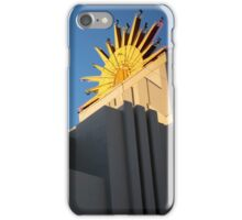 Sun Cinema Yarraville, Vic, Australia iPhone Case/Skin
