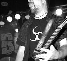 Rich Walker from Steve Grimmett Band - Heavy Metal Maniacs Festival, Netherlands by robingrimmett