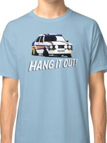 Fortitude's - Ford Escort Mark II 'Hang It Out' Classic T-Shirt