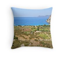 Butterfly Valley, Turkey Throw Pillow