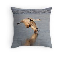 There is nothing in this world that does not have a decisive moment... Throw Pillow