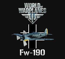 World of Warplanes Fw190 Unisex T-Shirt